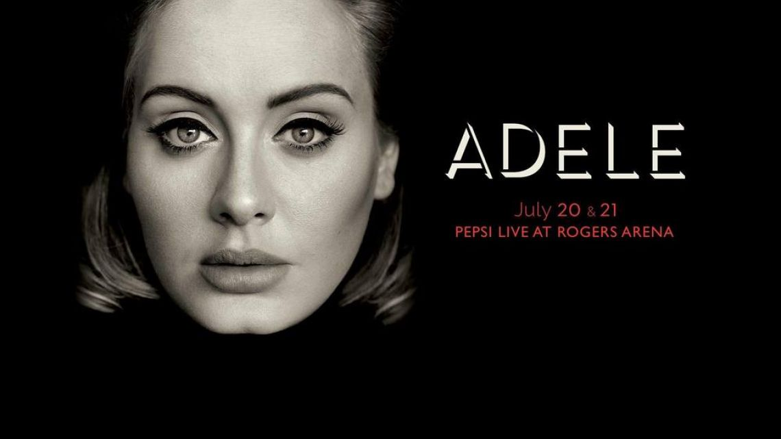 Adele in Vancouver