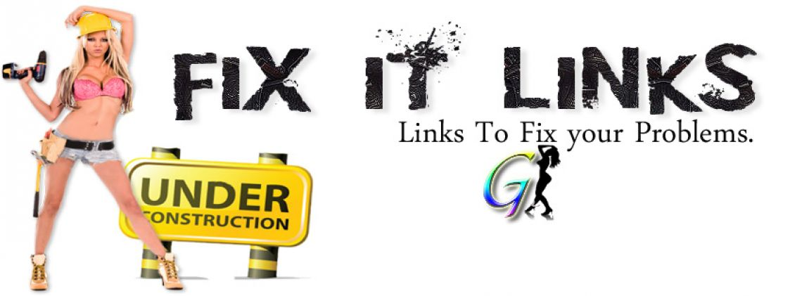 Fix It Links