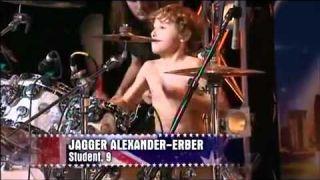 9 Year Old Drummer | Australias Got Talent 2012