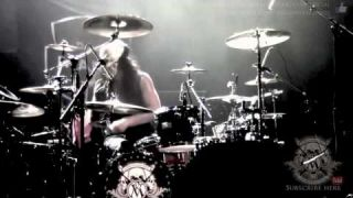 You won't believe your eyes or ears what this drummer does