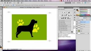 Making Registration Marks in Photoshop : Photoshop Tips