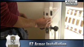 Before You Buy Door Jamb Armor - Check our EZ Armor