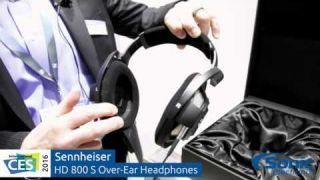 Sennheiser HD 800 S Headphones | CES 2016