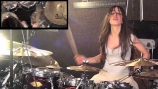 """Disturbed - """"Down with the Sickness"""" Drum Cover"""