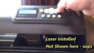 VC2000 Vinyl Cutter Plotter