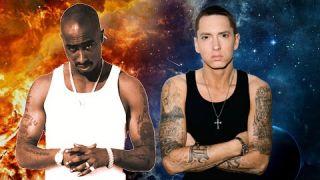 2Pac feat. Eminem - Rap Legends (NEW 2016)